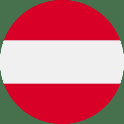 Fahne von Österreich